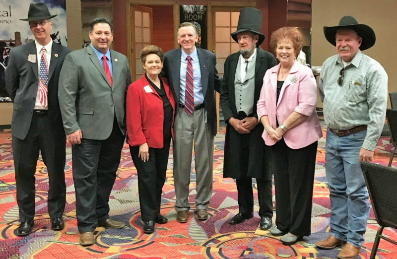 Lincoln Day Dinner 2017